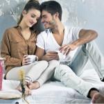 Soortgelijke emotionele voordelen bij samenleven of trouwen