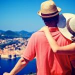Vrouw regelt de vakantie, man moet betalen
