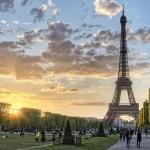 Parijs 'hoogst gewaardeerde stad' van 2015