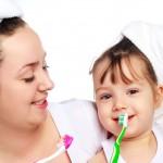 Tips voor de mondgezondheid van kinderen