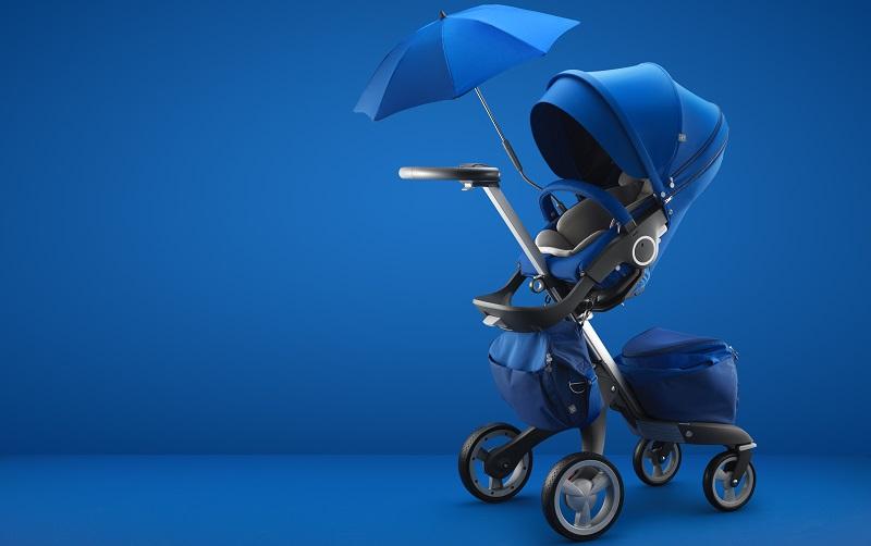 Xplory stroller Seat Cobalt Blue product
