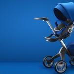 Stokke lanceert een nieuwe limited edition Xplory in Kobalt Blauw