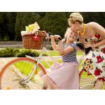 De fiets helpt je een drukke én gezonde moeder zijn