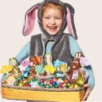 Nederlander eet gemiddeld 47 chocoladepaaseitjes voor en tijdens Pasen