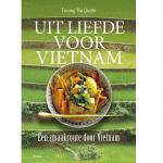 Culinair boek Uit liefde voor Vietnam