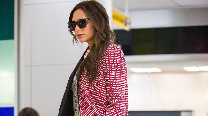 Victoria Beckham verkozen als 's werelds best geklede reiziger