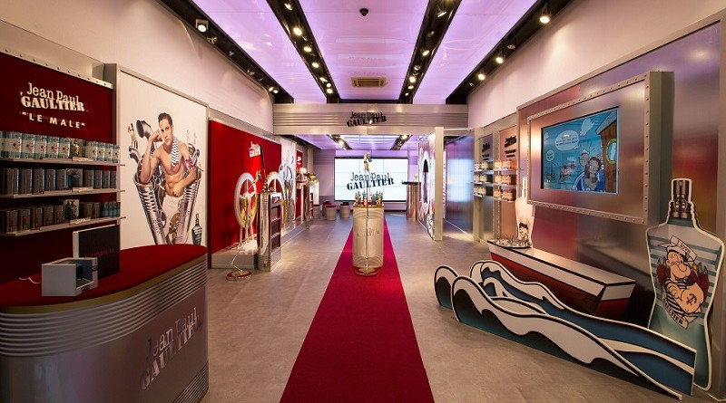 Jean Paul Gaultier opent Pop Up Store in Amsterdam
