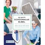 De grote schoonmaakbijbel – alles wat je wilt weten over poetsen, wassen en strijken