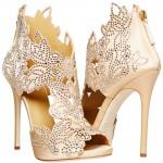Met deze schoenen zou je wel willen trouwen