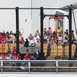 Europa's hoogste schommels geopend in Amsterdam
