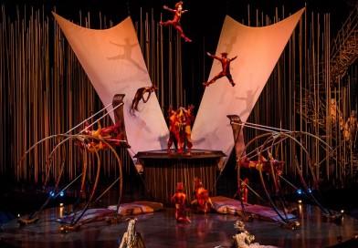 Cirque du Soleil met Varekai naar Amsterdam