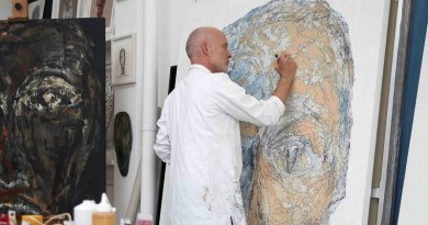 Mart Visser exposeert kunst en Haute Couture in Maastricht