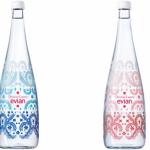 Christian Lacroix ontwerpt Limited Edition fles voor tiende verjaardag van evian