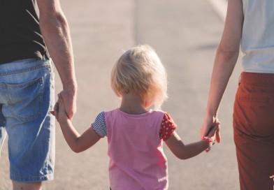 Een goede relatie met de ouders is goed voor de gezondheid van kinderen