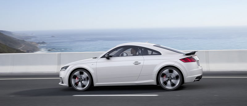 Audi TT S line Coupé