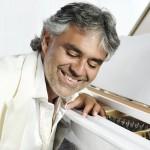 Andrea Bocelli voor concert naar Nederland