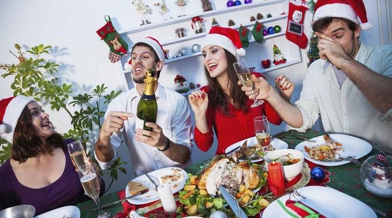 Tips om ongelukken te vermijden tijdens etentjes op de feestdagen
