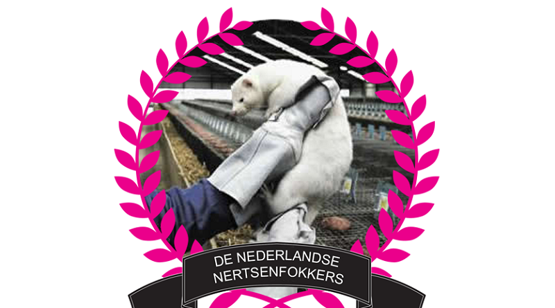 Nederlandse nertsenfokkers uitgeroepen tot Dom Bontje 2016