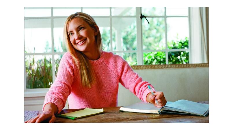 Lezen: Pretty Happy van Kate Hudson