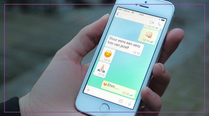 Kwart Nederlandse jongeren heeft ervaring met sexting