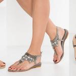 10 lente proof sandalen