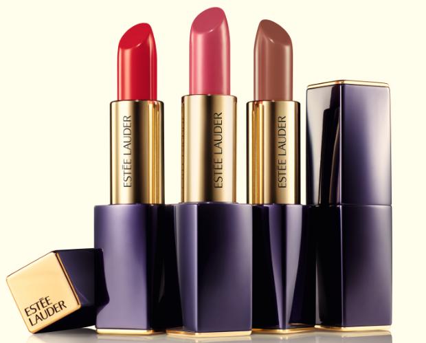 Estée Lauder Pure Color Envy Hi-Lustre Light Sculpting Lipstick collectie