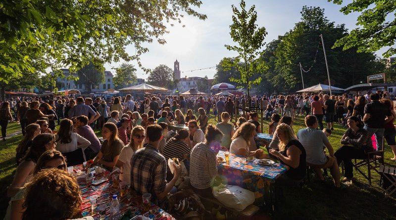 Cultureel foodfestival Lepeltje Lepeltje
