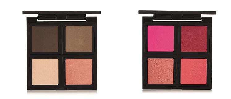 The Body Shop vegetarische Make-Up Palettes