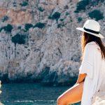 Tekenen dat je een moderne reiziger bent