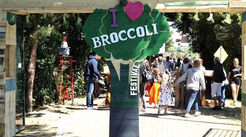 Het inspirerende en duurzame Broccoli Festival