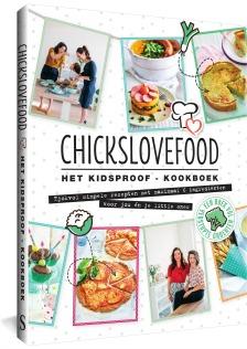 Het Kidsproof-kookboek van Chickslovefood