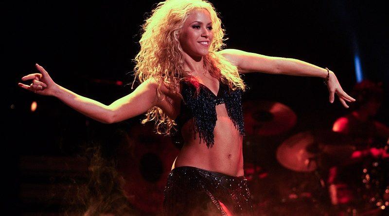Shakira komt met de El Dorado World Tour naar Nederland