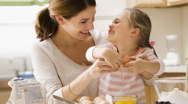 4 manieren om met je kinderen verbonden te zijn