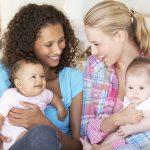 Paren van hetzelfde geslacht hebben geen invloed op de geslachtsidentiteit van hun kinderen