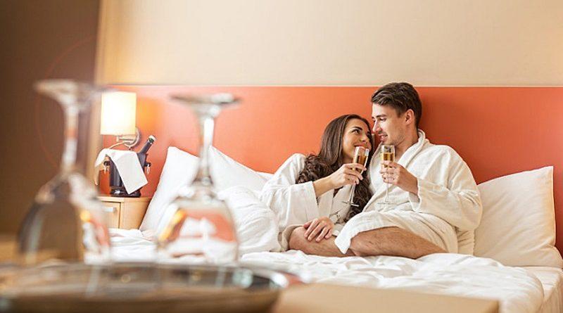 5 redenen waarom vakantie seks zo goed voelt