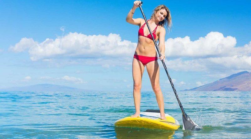 8 redenen waarom je eens paddleboarden zou moeten proberen