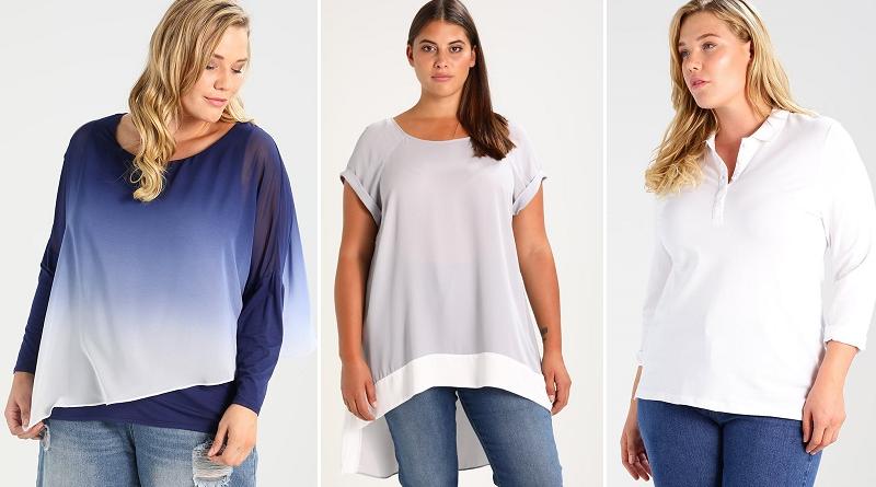5 x plus size blouses