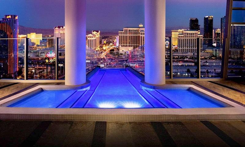 Sky Villa in Palms Casino Resort, Las Vegas