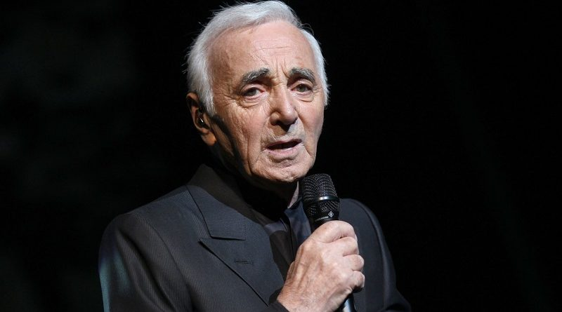 Charles Aznavour opnieuw naar Nederland voor concert