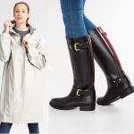 Fashionable regenkleding voor het nieuwe seizoen