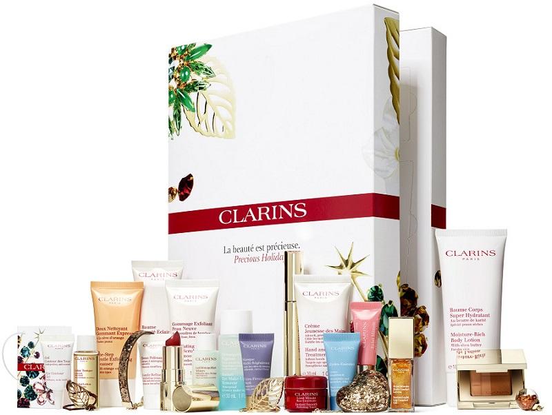 Clarins Sets Adventskalender