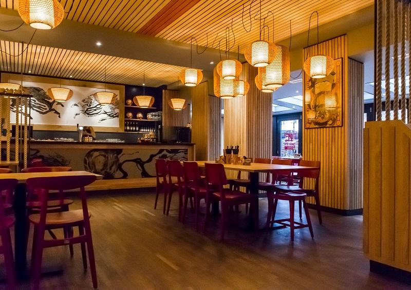 Hot Spot: Umaimon Amsterdam powered by Takumi Düsseldorf