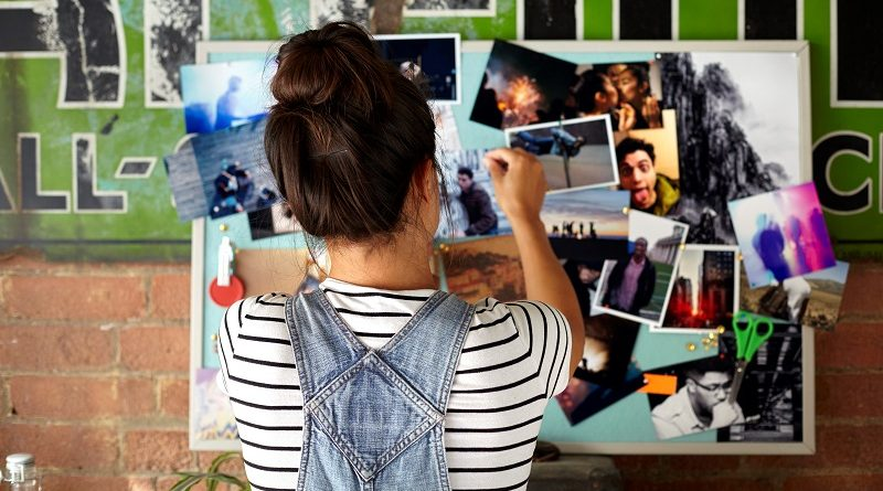 Geprinte foto's dragen bij aan een positieve gemoedstoestand
