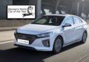 Hyundai Ioniq is Women's World Car of the Year