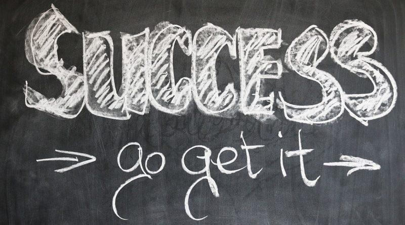 Tekenen dat je succesvol zult zijn in wat je ook doet