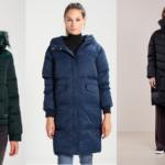 7 x warme puffer jackets