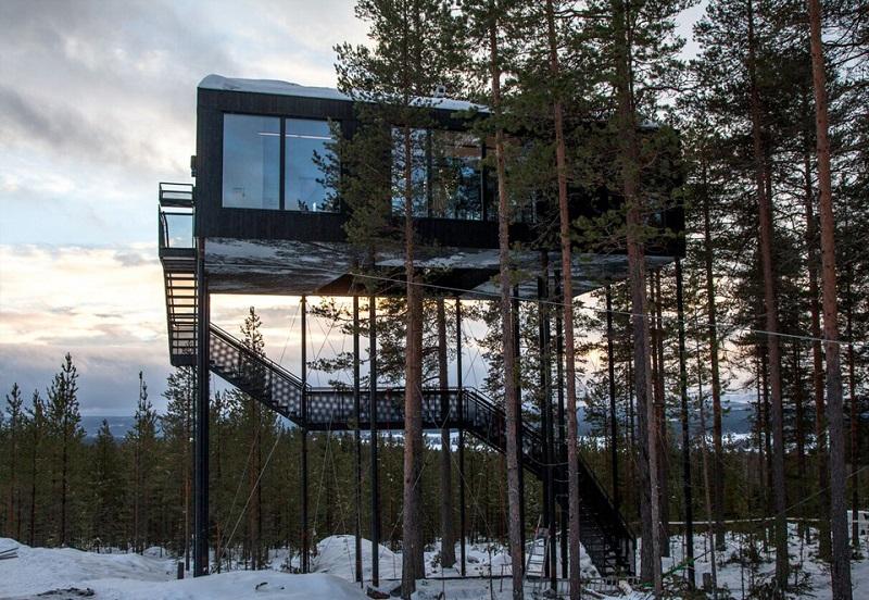 Treehotel, Zweden