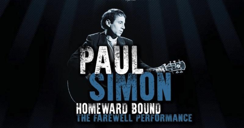 Paul Simon met Homeward Bound – Farewell Tour naar Nederland