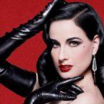 Burlesque-Koningin Dita Von Teese komt naar Nederland