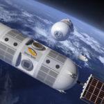 Het eerste luxe hotel in de ruimte komt eraan